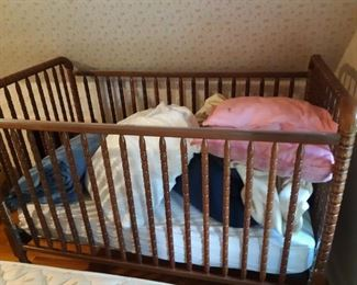 Infant crib legal