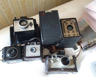 Argos, brownie, Kodak cameras