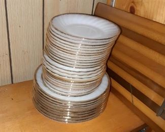Fire King dishes
