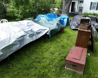 This yard is packed full of Primitives, repurposing furniture Etc Great finds for the artistic eye