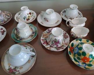 More tea cups