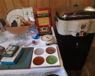 Vintage roaster