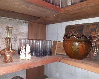Vintage dish sets