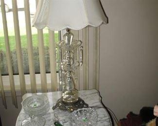 Ef & Ef lamp