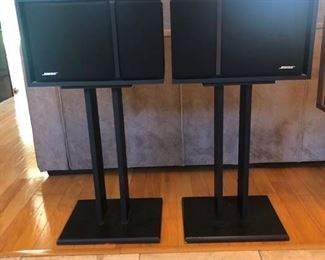 Bose 301 series Speakers.  One of 2 sets