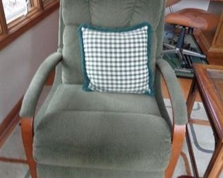 pair of these nice recliners