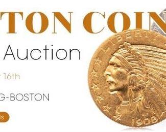 0  Boston Coin