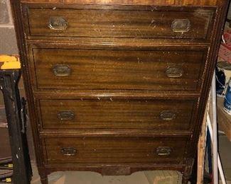 Antique Dresser Project