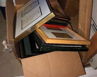Lots of Empty Frames