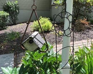 Bird House & Garden Items