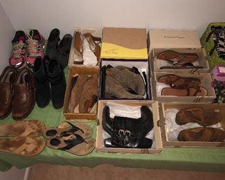 Women's Shoes, Boots & Sandals