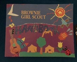 Vintage Brownie Girl Scout Items
