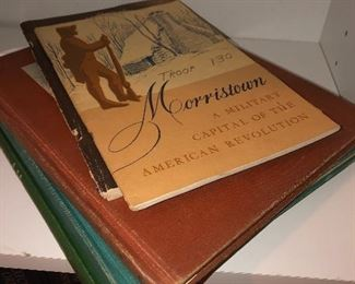 """Morristown """"A Military Capital Of The American Revolution"""" Book."""