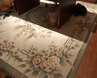 Magnificent Hand Made Rug