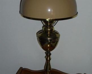 1 of 2 table lamps