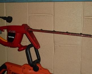 Home Lite elect hedge trimmer 17""