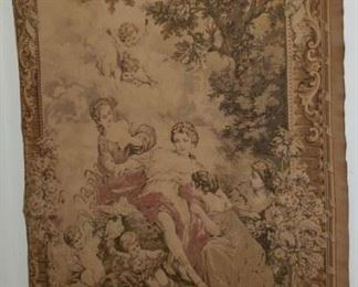 Large French antique taoestry6