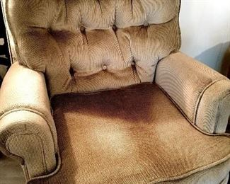 Wait...Two More Are Chairs?...Yep! They Swivel and Rock Too!...