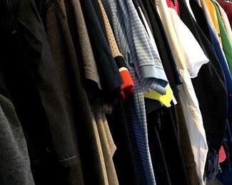 Shirts, Pants, Shoes...