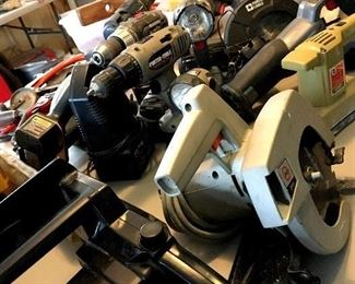 these's A Really Great Selection Of Power Tools Here...All Like New...ALL Work!...