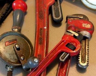 Some Vintage Tools...