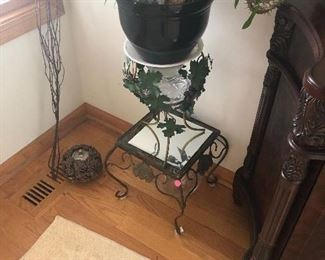 plant stand combination