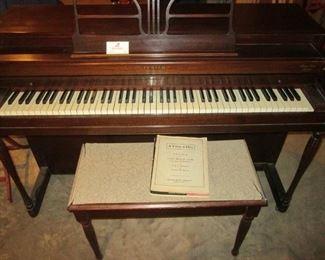Lester Philadelphia Piano