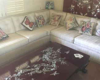 •Antique Chinese Coffee Table