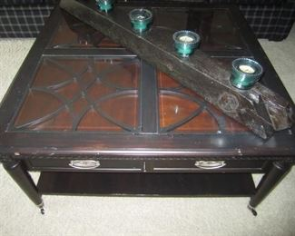 MATCHING COCKTAIL TABLE