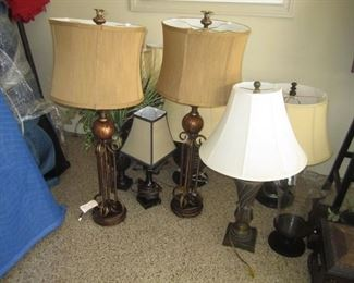 MISC LAMPS