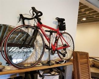 Schattante R550 Bike with Extra Accessories