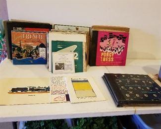 Record Albums/Album Sets