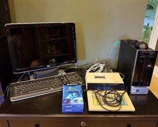 Desk Top Computer System