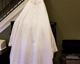 Beautifully Preserved Wedding Dress
