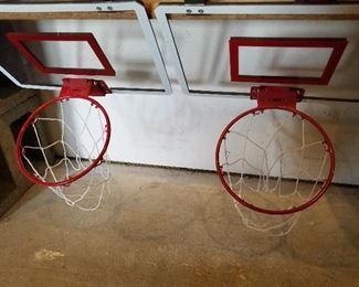 Over The Door Basketball Hoops