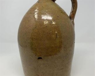 antique whiskey jug