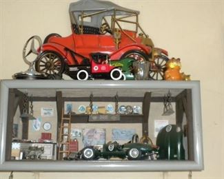 CAR COLLECTIBLES