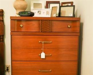 Vintage Bassett dresser