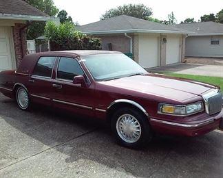 1996 Lincoln