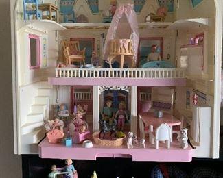 Toys Doll House