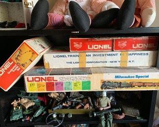 Toys Lionel Train Sets