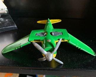 Toys Old Metal Plane