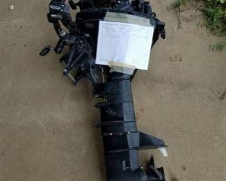 Outboard 9.9 HP Boat Motor