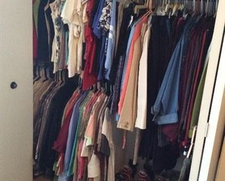 Clothing, shoes