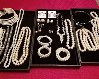 Pearls & More Pearls (Faux) https://ctbids.com/#!/description/share/152542
