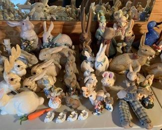 Bunny collection!!!!!