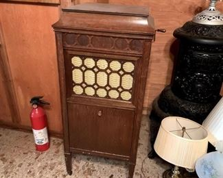 Edison Vintage Phonograph