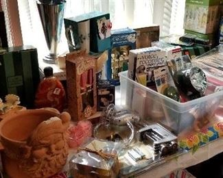 Lots of great gift ideas or goodies for your home