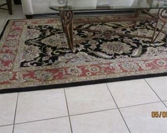 5X7 RUG FROM WORLD OF RUGS