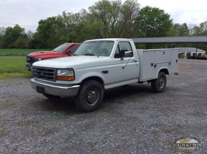 Mack Flatbed Ford Service Trucks Antiques More Starts On 5 8 2019